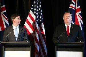 Mỹ tự tin thành lập được liên quân bảo vệ tự do hàng hải trước Iran