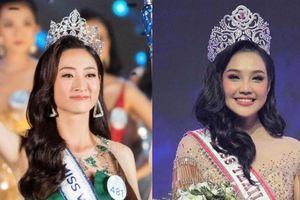 Dân mạng quốc tế khen Lương Thùy Linh đẹp hơn Miss World Thailand