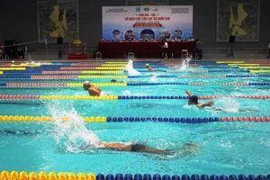 Gần 300 VĐV thi bơi-lặn giành Cúp Sun Sport Complex 2019