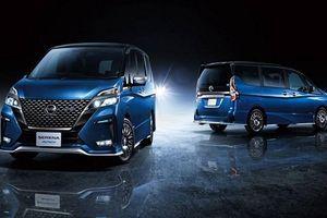 Xe MPV Nissan Serena 2020 mới được trang bị những gì?
