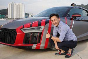 Sau đám cưới siêu xe, Cường Đô la rao bán Audi R8