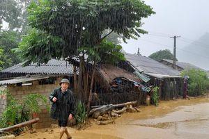 Thanh Hóa: Mường Lát bị cô lập, 2 người chết, một mất tích