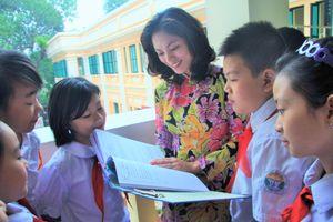 Môn Giáo dục công dân 'thăng hoa'