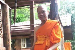 Sao nam trong phim 'Anh hùng xạ điêu' bất ngờ sang Thái Lan xuống tóc đi tu