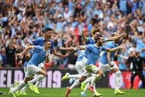 Man City bảo vệ thành công Siêu Cúp Anh