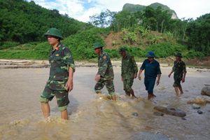 Lào đề nghị hỗ trợ tìm kiếm 7 công dân mất tích do mưa lũ