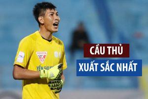 Cựu thủ môn đội tuyển Việt Nam được khen ngợi hết lời