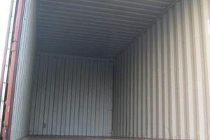 Tây Ninh: Phát hiện container tạm nhập tái xuất trị giá 36.000 USD nhưng 'rỗng ruột'