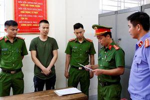 Tống tiền doanh nghiệp, một phóng viên bị bắt tạm giam