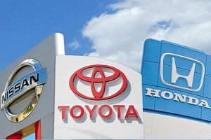 Xe Nhật đang thất thế tại Mỹ?