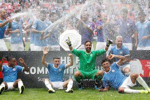 Man City giành Siêu Cúp, Pep tuyên chiến cả nước Anh