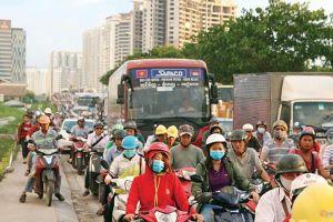Bất động sản Nam Sài Gòn: Khó lấy lại 'ngôi vương'