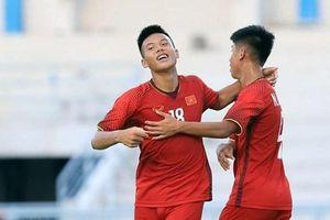 Cái Văn Quỳ tỏa sáng trước U15 Timor Leste, giúp U15 Việt Nam vào bán kết Đông Nam Á