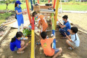 4 sân chơi cộng đồng cho 12.000 trẻ em Việt Nam