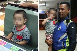 Du lịch về đến nhà, cặp vợ chồng tá hỏa khi phát hiện để lạc mất con trai 3 tuổi