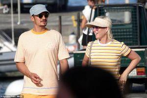 Katy Perry và Orlando Bloom đi nghỉ ở Ý cùng Bradley Cooper