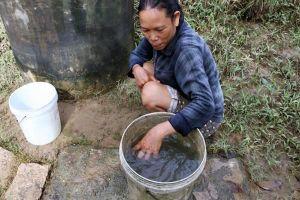 Bộ Y tế đề nghị các tỉnh miền Trung không để thiếu nước sạch