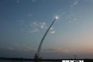 'Triều Tiên bắn các tên lửa tầm ngắn giống nhau trong các vụ thử'