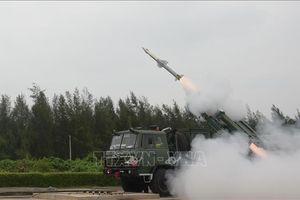 Ấn Độ thử thành công tên lửa đất đối không phản ứng nhanh