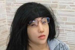 Cận cảnh trùm ma túy Brazil đeo mặt nạ giả thành con gái mình để vượt ngục