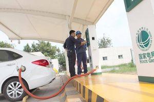 Trung Quốc khuyến khích tư nhân xây trạm sạc điện ô tô trong khu dân cư