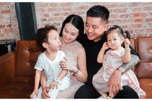 Hot: Bà xã ca sĩ Tuấn Hưng - Hương baby vừa sinh mổ bé trai nặng hơn 3 kg