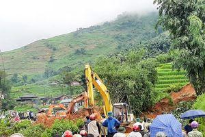 Lào Cai: Mưa lớn gây sạt lở đất đá khiến 1 người tử vong
