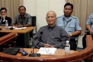 Cựu thủ lĩnh Khmer Đỏ Nuon Chea qua đời ở tuổi 93