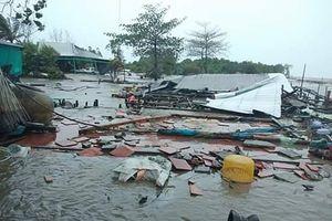 Kiên Giang thiệt hại gần 9 tỷ đồng do cơn bão số 3