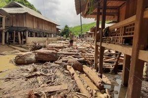 Thanh Hóa: Phát hiện thêm một người tử vong trong trận lũ quét tại Sa Ná