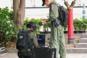 Thái Lan ráo riết truy tìm hơn 10 nghi phạm loạt vụ đánh bom Bangkok