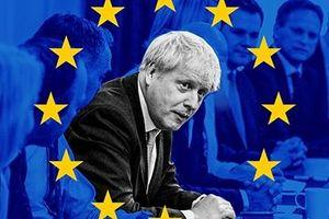 Nước Anh và 'thời khắc của Boris Johnson'