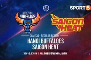Đón tiếp Saigon Heat tại sân nhà, Hanoi Buffaloes liệu có ngáng đường thành công?