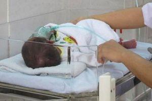 Cô gái bị bắt khi đang đưa bé trai 7 ngày tuổi sang Trung Quốc bán