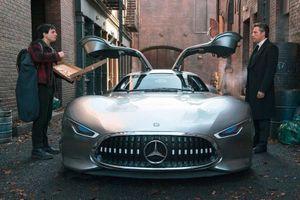 Những mẫu xe biểu tượng của các siêu anh hùng
