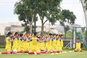 HLV Park Hang Seo hủy trận đấu giao hữu của U22 Việt Nam với Phù Đổng