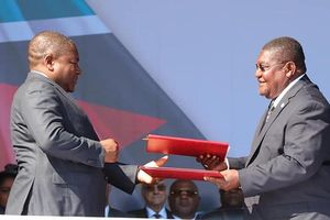 Hòa bình lâu dài cho Mozambique