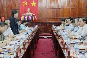 Giám sát công tác tiếp công dân, giải quyết khiếu nại, tố cáo tại Bình Phước