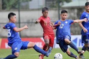 U18 Indonesia thắng đậm ở trận ra quân
