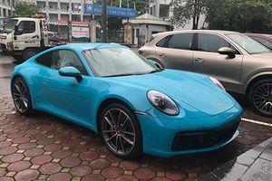 Porsche 911 Carrera S mới từ 7,6 tỷ đồng tại Việt Nam
