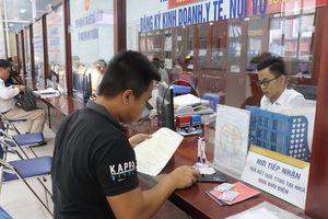 Tỷ lệ hồ sơ công dân nộp tại nhà của Quận Bắc Từ Liêm đạt 67,8%