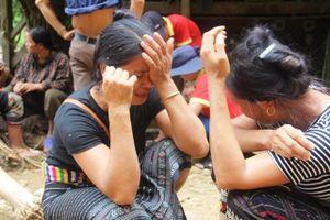 Thanh Hóa: Sa Ná vẫn còn 8 người mất tích