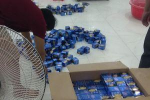 TP.HCM: Công ty Thanh Bạch Kim Đồng sản xuất mỹ phẩm trái phép