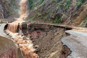 Cảnh báo nguy cơ sạt lở, lũ quét tại các tỉnh miền núi phía Bắc