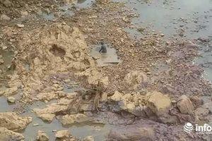 Người dân đánh cược mạng sống khi ngang nhiên khai thác vàng trên sông PôKô