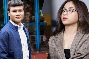 Chắc chả còn là tin đồn nữa rồi, loạt bằng chứng chắc nịch khẳng định Quang Hải và bạn gái hot girl chia tay?