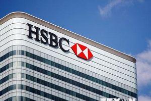 Tập đoàn HSBC chấp nhận nộp phạt gần 300 triệu euro cho Bỉ