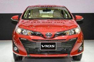 Bảng giá xe Toyota tháng 8/2019: Mức ưu đãi không như mong đợi