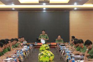 Hà Nội: Tiếp tục triển khai Đề án bố trí Công an chính quy đảm nhiệm các chức danh Công an xã