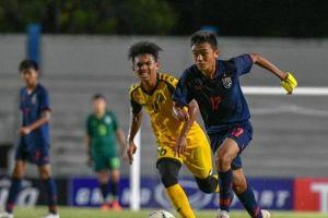 Thái Lan 'né' Việt Nam ở bán kết giải U15 Đông Nam Á 2019